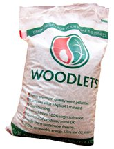 Wood Pellet Bags